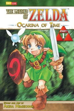 Ocarina of Time, Part 1 (The Legend of Zelda Series #1)