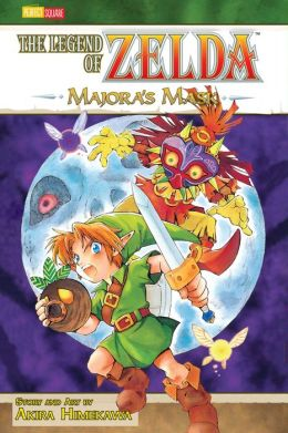 Majora's Mask (The Legend of Zelda Series #3)