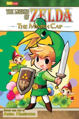 The Minish Cap (The Legend of Zelda Series #8)