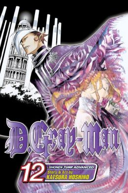 D. Gray-Man, Volume 12