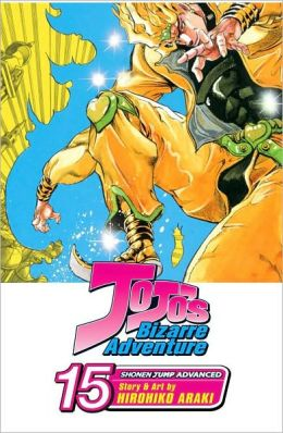 JoJo's Bizarre Adventure, Volume 15