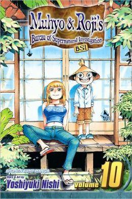 Muhyo & Roji's Bureau of Supernatural Investigation, Volume 10