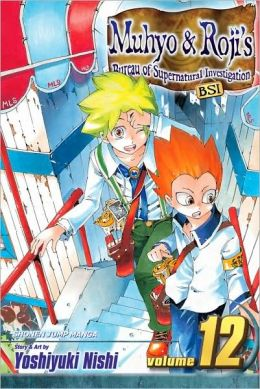 Muhyo & Roji's Bureau of Supernatural Investigation, Volume 12
