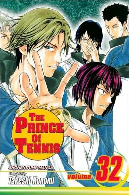 The Prince of Tennis, Volume 32