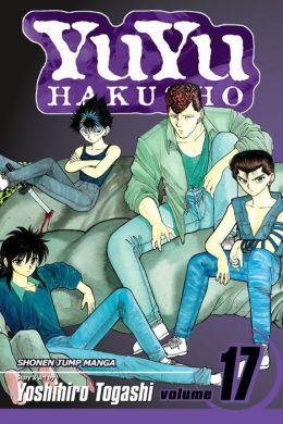 YuYu Hakusho, Volume 17
