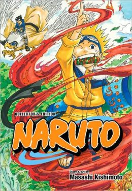 Naruto, Volume 1 (Collector's Edition)