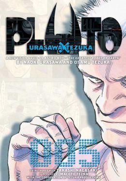 Pluto: Urasawa x Tezuka, Volume 5