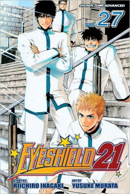 Eyeshield 21, Volume 27: Seijuro Shin vs. Sena Kobayakawa