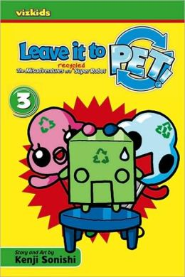 Leave It to PET!, Volume 3