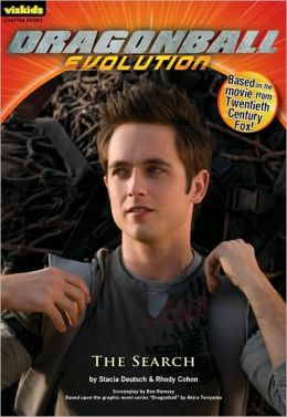 Dragonball Evolution: The Search (Dragonball Evolution Series #2)