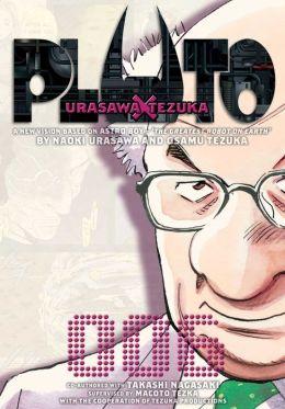 Pluto: Urasawa x Tezuka, Volume 6