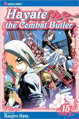 Hayate the Combat Butler, Volume 15