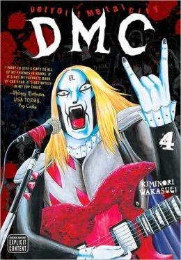 Detroit Metal City, Volume 4