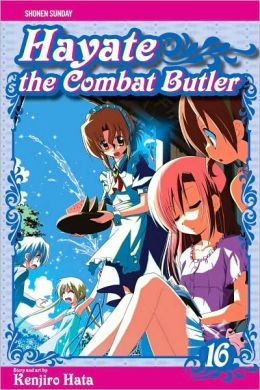 Hayate the Combat Butler, Volume 16