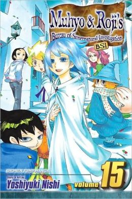 Muhyo & Roji's Bureau of Supernatural Investigation, Volume 15