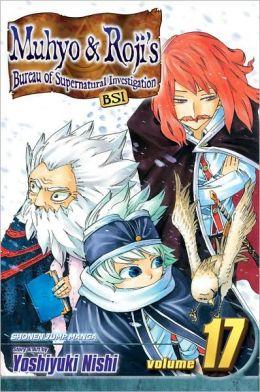 Muhyo & Roji's Bureau of Supernatural Investigation, Volume 17