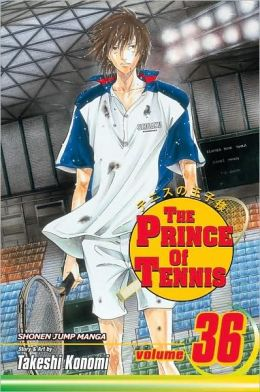 The Prince of Tennis, Volume 36