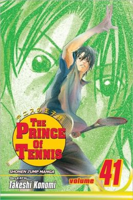 The Prince of Tennis, Volume 41