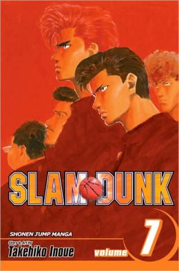 Slam Dunk, Volume 7