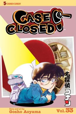 Case Closed, Volume 33