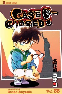 Case Closed, Volume 35