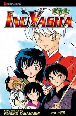 Inuyasha, Volume 43