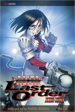 Battle Angel Alita: Last Order, Volume 12