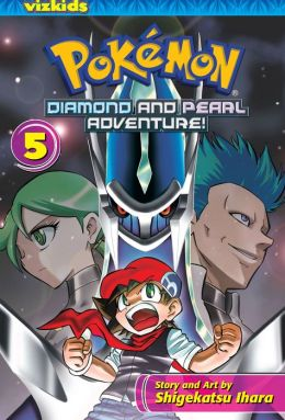 Pokemon Diamond and Pearl Adventure!, Volume 5