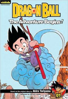 Dragon Ball: Chapter Book, Volume 1