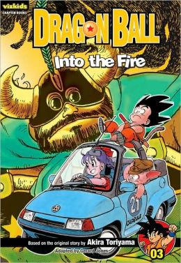 Dragon Ball: Chapter Book, Volume 3