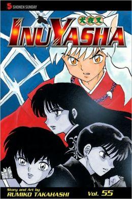 Inuyasha, Volume 55