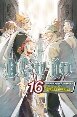 D. Gray-Man, Volume 16
