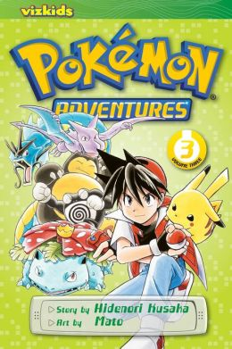 Pokemon Adventures, Volume 3 (2nd Edition)