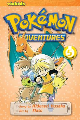 Pokemon Adventures, Volume 5