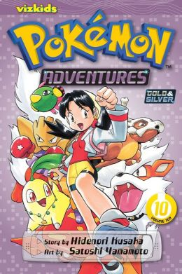 Pokemon Adventures, Volume 10