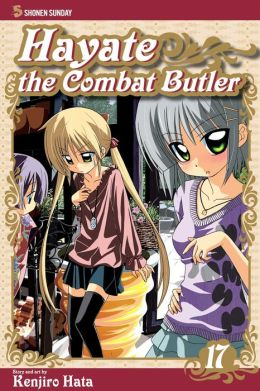 Hayate the Combat Butler, Volume 17