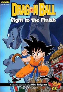 Dragon Ball: Chapter Book, Volume 8: Fight to the Finish!