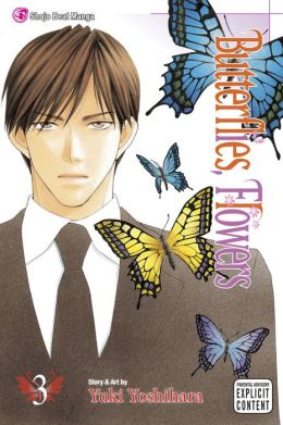Butterflies, Flowers, Volume 3
