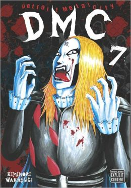 Detroit Metal City, Volume 7
