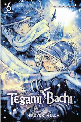 Tegami Bachi, Volume 6