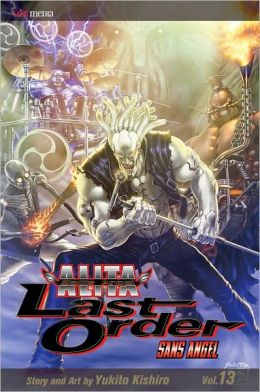 Battle Angel Alita: Last Order, Volume 13