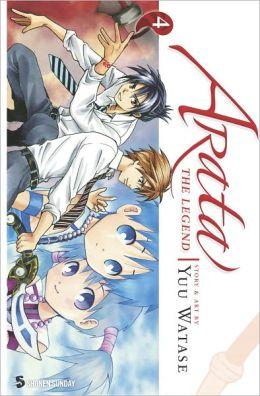 Arata: The Legend, Volume 4
