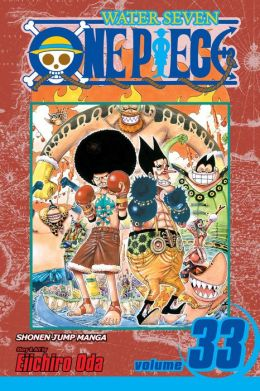 One Piece, Volume 33: Davy Back Fight!!