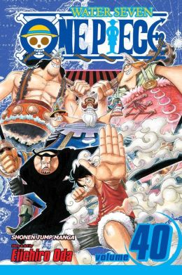One Piece, Volume 40: Gear