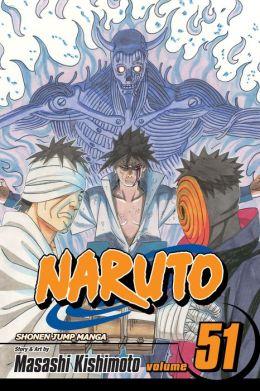 Naruto, Volume 51