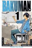 Book Cover Image. Title: Bakuman, Volume 1, Author: Tsugumi Ohba