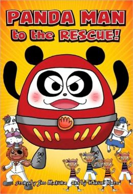 Panda Man to the Rescue!