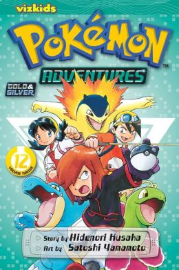 Pokemon Adventures, Volume 12