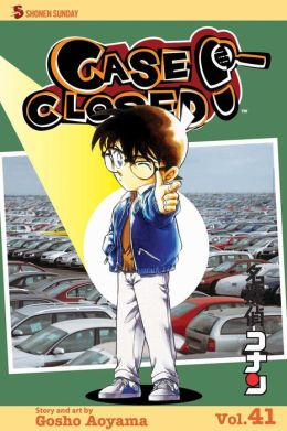 Case Closed, Volume 41