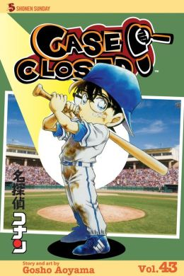 Case Closed, Volume 43